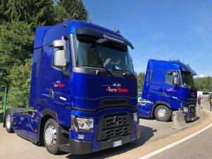 Renault Trucks et Iveco remportent le Grand-Prix de Belgique