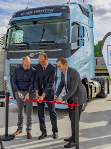 CNG/LNG Heverlee officieel geopend