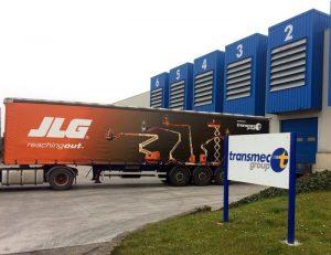 Transmec ouvre un deuxième entrepôt à Herstal