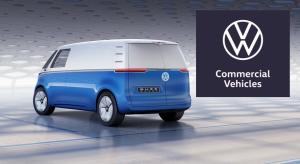 Volkswagen Commercial Vehicles onthult zijn nieuwe logo