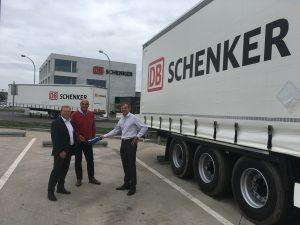 DB Schenker investit dans 75 remorques