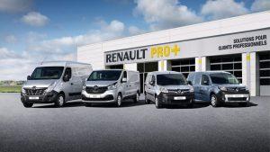 De Renault Pro+-verdelers komen hun beloftes na