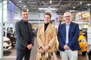 """Réorganisation de la branche """"Vente aux entreprises"""" de Renault Belgique Luxembourg"""