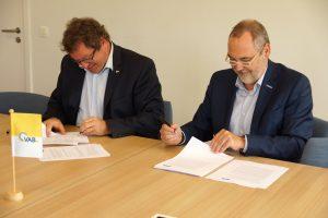 VAB wordt Assistance Partner van Alphabet