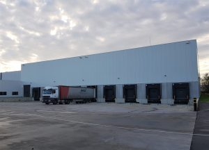 Dockx Select déménage à Willebroek