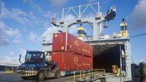 Farm Trans vertrouwt containertrafiek toe aan ECS