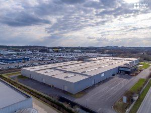 Mondi vend son site logistique de Ghislenghien à SDI Real Estate