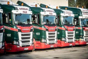 Sandermans blijft trouw aan Scania