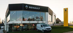 Valckenier Groep (Renault) opent vestiging in Zottegem