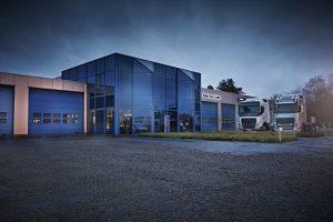 Volvo Trucks réorganise son réseau au nord de Bruxelles