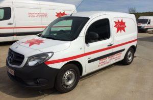 14 nieuwe Citan en Sprinter voor LTC Verhuur