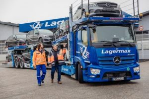 L'Actros enfin disponible en porte-autos