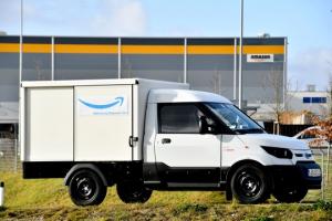 Amazon va livrer 'électrique' avec des Streetscooter