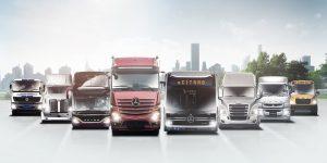 2019, een teleurstellend jaar voor Daimler Trucks