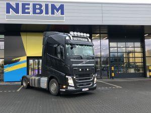 L'entreprise Van Tittelboom convaincue par le Volvo FH I-Save