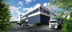 Yusen agrandit son 'campus' pharmaceutique à Anvers avec un entrepôt automatisé