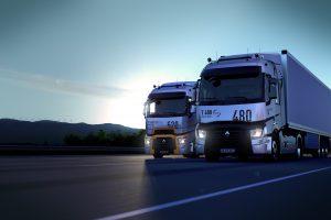 Renault Trucks lanceert zijn voorspellend onderhoudscontract
