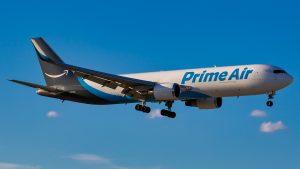 Amazon bouwt eigen luchtvrachtactiviteit in Leipzig Halle uit