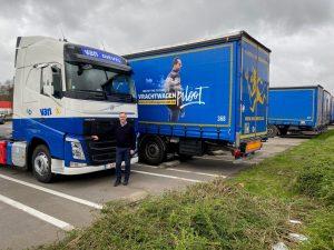 Van Dievel achète à nouveau des Volvo Trucks
