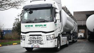 Transport De Keyser koopt nieuwe Renault Trucks